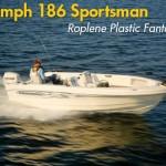 Triumph 186 Sportsman: Roplene Plastic Fantastic
