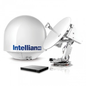 intellian tv antennas