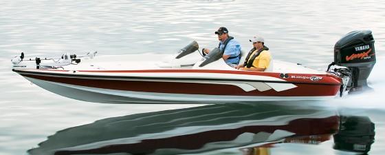 ranger z21 i bass boat