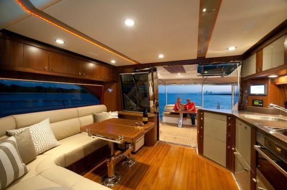 belize 52 motoryacht interior