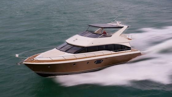 carver motor yacht