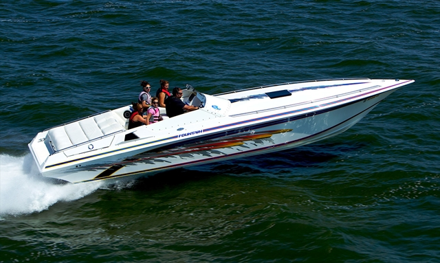Fountain Boats For Sale >> Catching Up With Reggie Fountain Boats Com