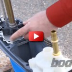 How to Change an Outboard Engine Water Pump Impeller