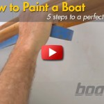 How To Paint a Boat