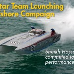 Qatar Team Launching Offshore Campaign This Month in Cocoa Beach