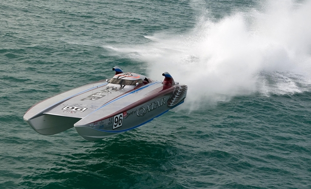 » Qatar Team Launching Offshore Campaign This Month in Cocoa Beach