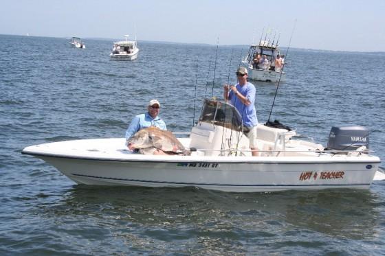 bay boat rodholders