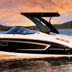 Chaparral 257 SSX: Moving Forward