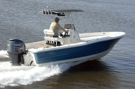Pioneer 220 bay sport inshore fishing frenzy for Inshore fishing boats
