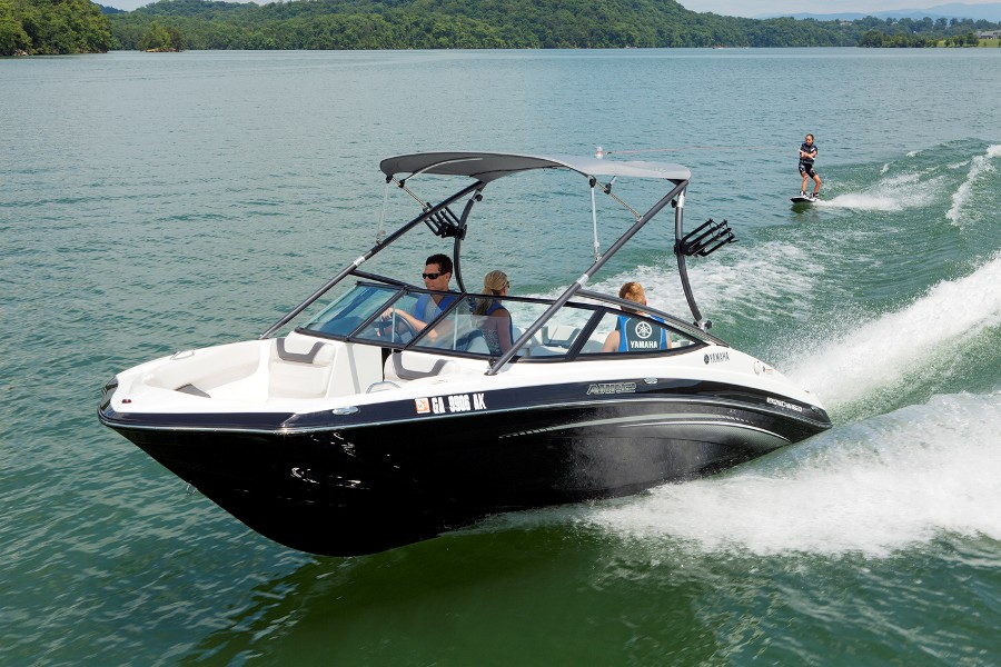 yamaha ar192 and sx192 jet boats sporty and supercharged boats com boat wiring diagram with fuse block boat wiring diagram for dummies