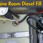 Is My Diesel Engine Fuel Fill OK Located In the Engine Room?