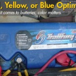 Optima Batteries: Red, Yellow, and Blue. What's the Difference?