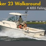 Parker 23 Walkaround: Fishing Boat Done KISS