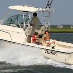 Parker 23 Walkaround: Fishing Boat Done KISS