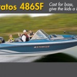 Stratos 486SF: Cast for Bass, Give the Kids a Blast
