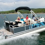 Can a Pontoon Boat be a Serious Fishing Boat?