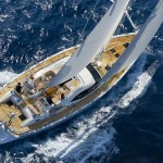 Oyster 625: Pedigree Under Sail