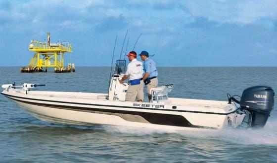 skeeter saltwater bay boat