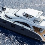 Sunreef 60: A Power Catamaran with Pod Drives