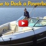 How to Dock a Powerboat