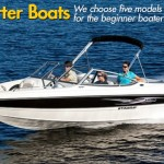 Five Starter Boats that are Perfect for the Beginner Boater