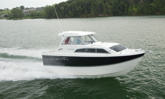 bayliner discovery 266