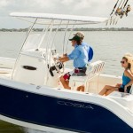 Cobia 201 Center Console: Fishing for Confidence