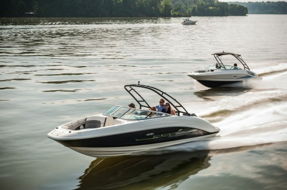 sea ray jet boats
