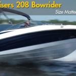 Cruisers Sport Series 208 Bowrider: Fun, Fun, Fun!