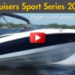 2014 Cruisers Sport Series 208: Video Boat Review