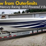 Outerlimits Releases First Mercury Racing 1650-Powered V-Bottom