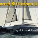 Sunreef 80 Carbon Line: Big, Bold, and Beautiful Under Sail