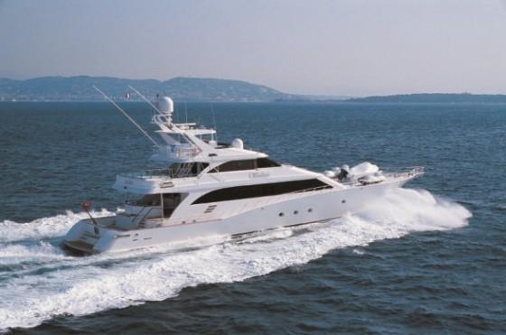 trinity sportfishing yacht