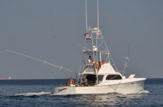 merritt sportfishing boat