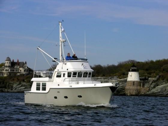 nordhavn n40 trawler