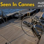 Seen at the Cannes Boat Show: Leopard 48, FlashCat 47, Aureus XV, Mylius 18E35