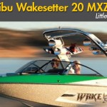 Malibu Wakesetter 20 MXZ: Little Giant