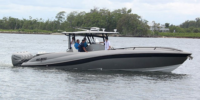 Deep Impact 399 Cabin Center Console It Will Wow You Boats Com