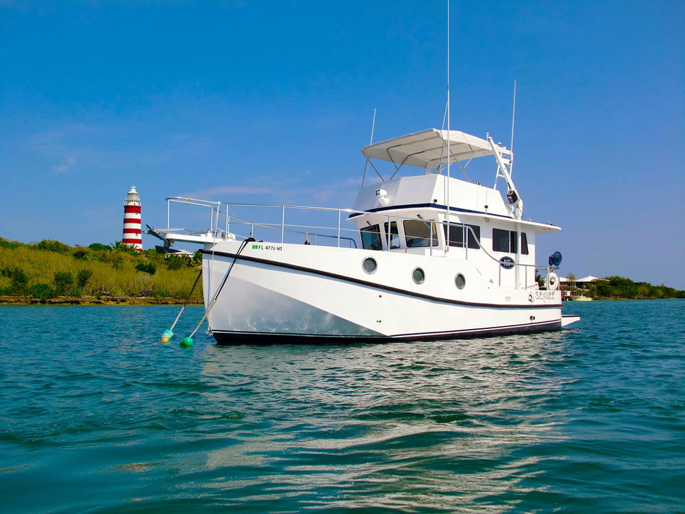 Five Affordable Trawlers Under 40 Feet Boats Com