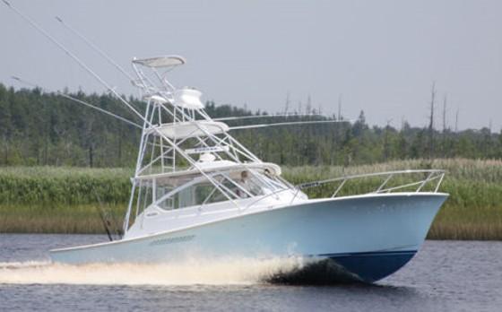 ocean yachts 37 express