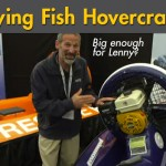 Video First Look: Flying Fish Hovercraft