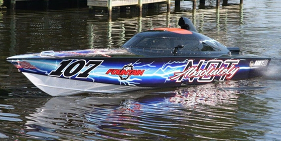With a brand new Fountain, Absolutely Not, in the field, the Superboat V class could produce one of the hottest battles during the 2013 event.