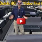 VanDutch 40 Open and Walkaround Video: First Look