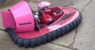minnow hovercraft