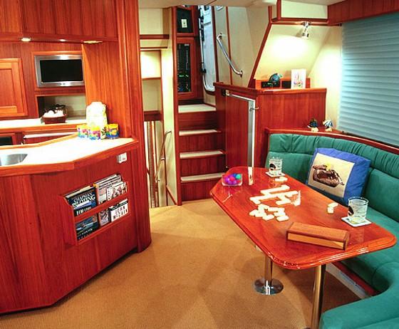 nordhavn 40 cabin