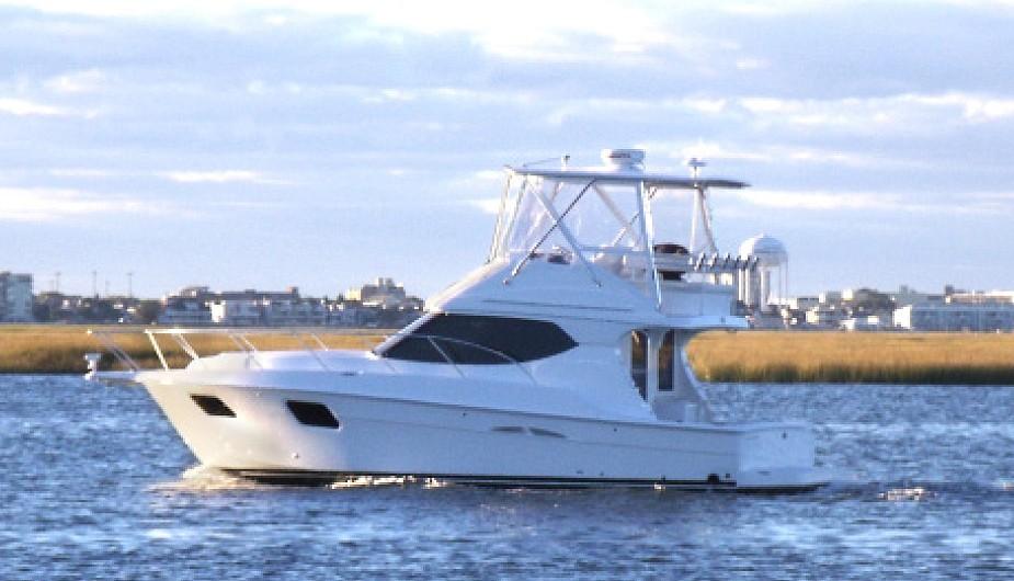 Silverton 36 Convertible Miami Penthouse View Boats Com