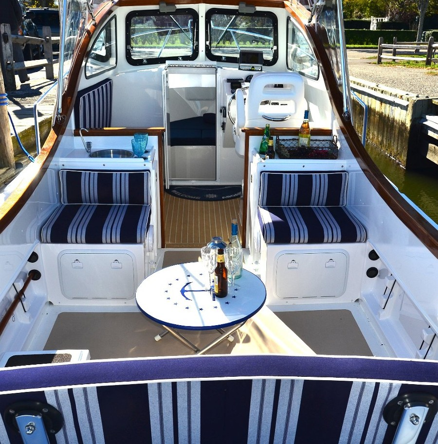 Steiger Craft 255 Nantucket More Than Just Happy Hour