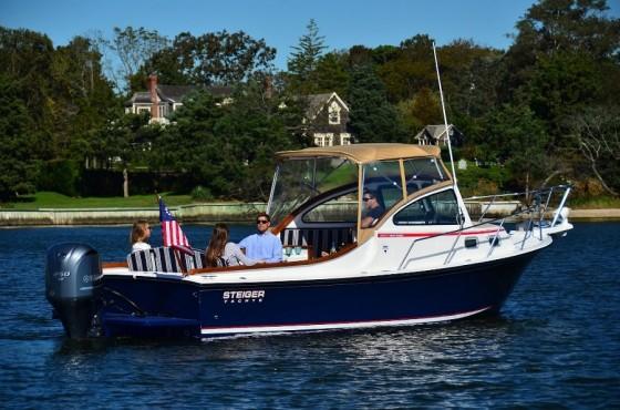 steiger craft 255 nantucket