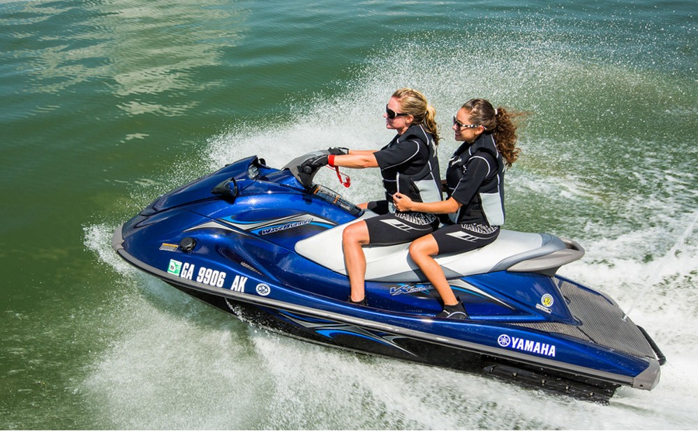 2014 Yamaha WaveRunner VX: The Review from Our PWC Expert - boats.com