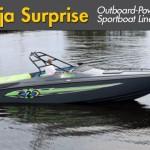 Baja Kicks Off Outboard-Powered Sportboat Line